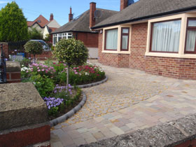 Bioverse Paving System & Fairstone Setts by Sharp Paving
