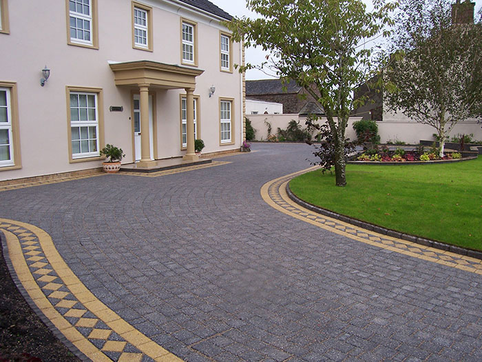Drivesett Argent Priora by Sharp Paving