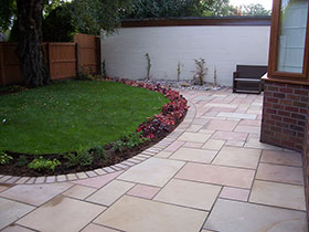 Fairstone Sawn by Sharp Paving