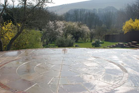 Fairstone Circles by Shore Paving