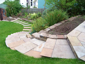 Garden Installation by Spruce Garden Services