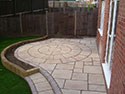 View Heritage Paving & Circle by Stephen Morris Landscapes image