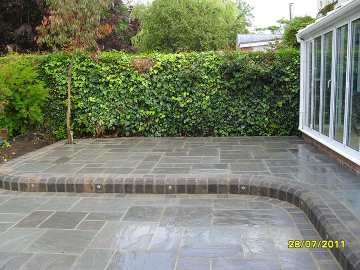 Indian Sandstone Paving Marshallscouk