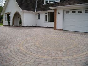 Drivesett Duo by Swales Paving & Groundworks