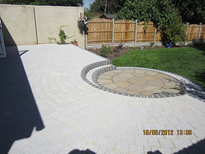 Drivesett Argent by Swift Construction & Paving