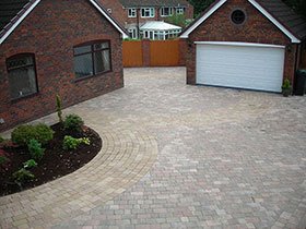Drivesett Tegula by The Landscape & Design Co