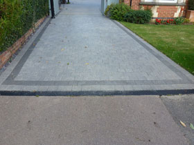 Drivesett Argent by Timotay Landscapes Ltd