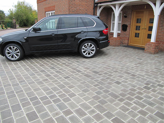 Fairstone Driveway Setts by Turnabout Landscapes