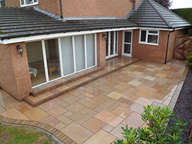 Fairstone Sawn by Urban Paving