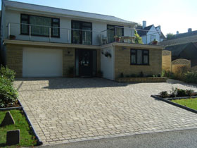 Drivesett Tegula Priora by Westend Landscapes Ltd