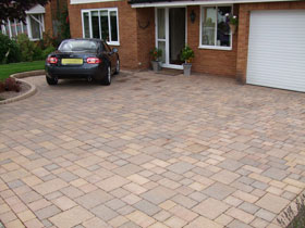 Drivesett Tegula Original by Wilkinson Landscapes Ltd