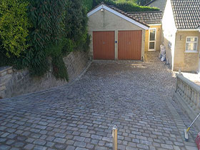Drivesett Tegula by Wizzard Landscaping & Groundworks