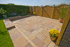 Fairstone Riven by Wizzard Landscaping & Groundworks