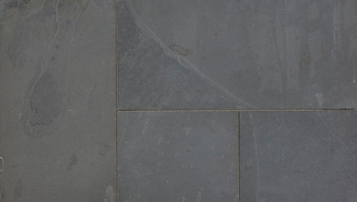Fairstone Slate Casarta Garden Paving in Black