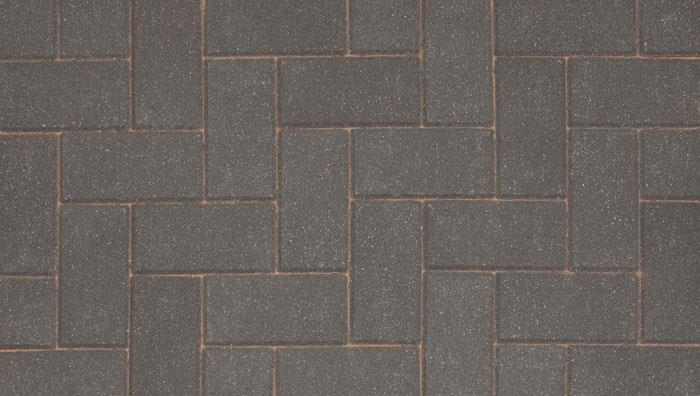 Driveline 50 Block Paving in Charcoal