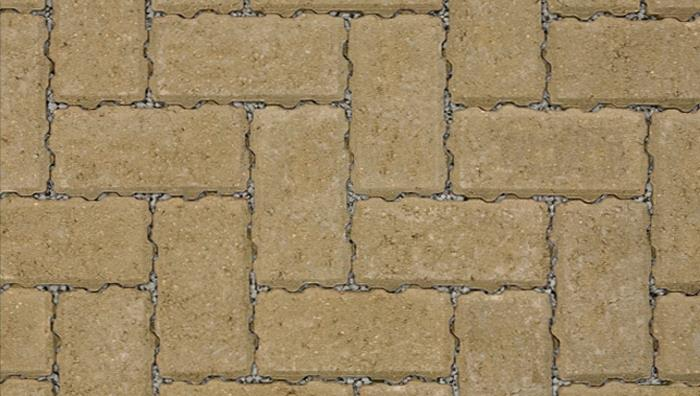 Driveline Priora Permeable Block Paving in Buff