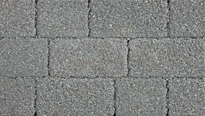 Drivesett Argent Priora Permeable Block Paving in Dark