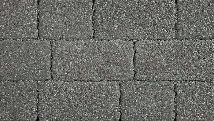 Drivesett Argent Priora Permeable Block Paving in Graphite