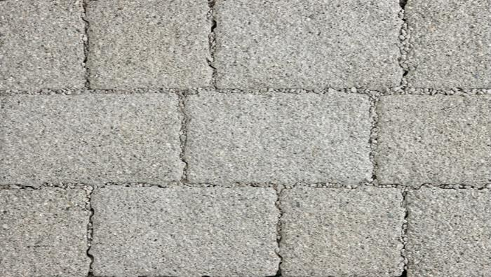 Drivesett Argent Priora Permeable Block Paving in Light