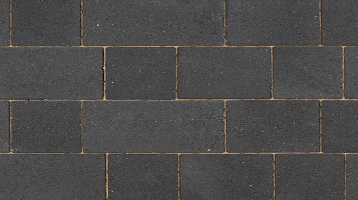 Drivesett Savanna Block Paving in Charcoal