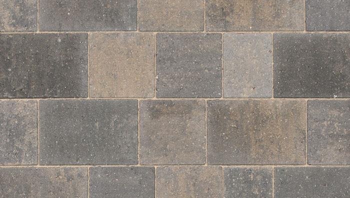 Drivesett Savanna Block Paving in Pennant Grey