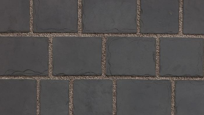 Drivesys Patented Driveway System Split Stone in Basalt