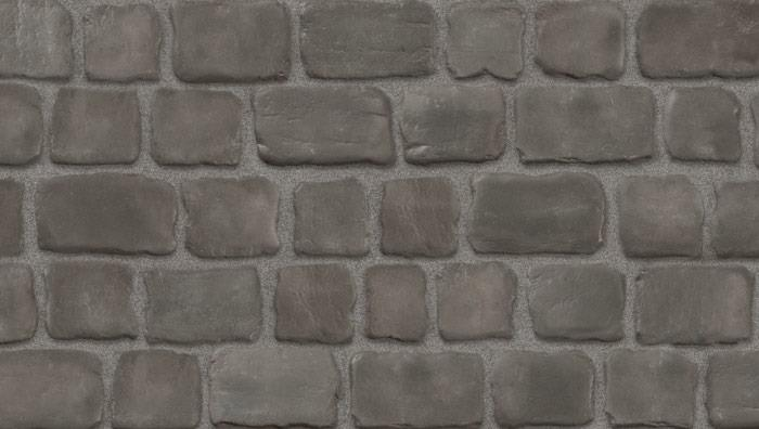 Drivesys Patented Driveway System the Original Cobble in Iron Grey
