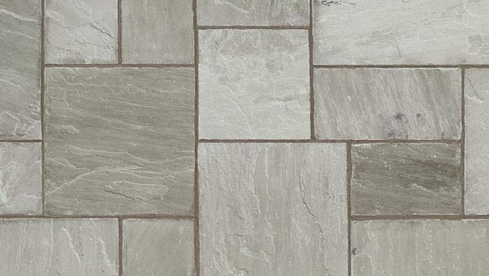 Fairstone Riven Harena Circles in Silver Birch Multi