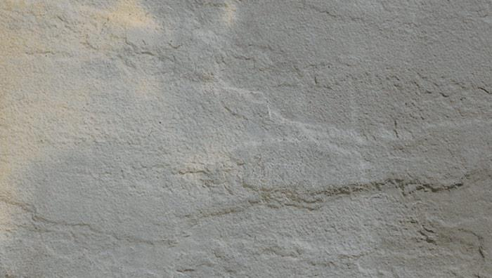 Heritage Riven Garden Circle Feature in Old Yorkstone