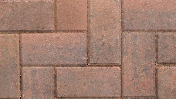 Standard Concrete Block Paving in Brindle