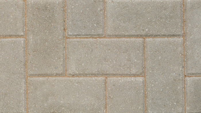 Standard Concrete Block Paving in Natural