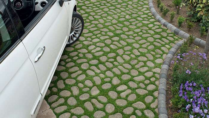 Bioverse Permeable Paving System Marshalls Co Uk