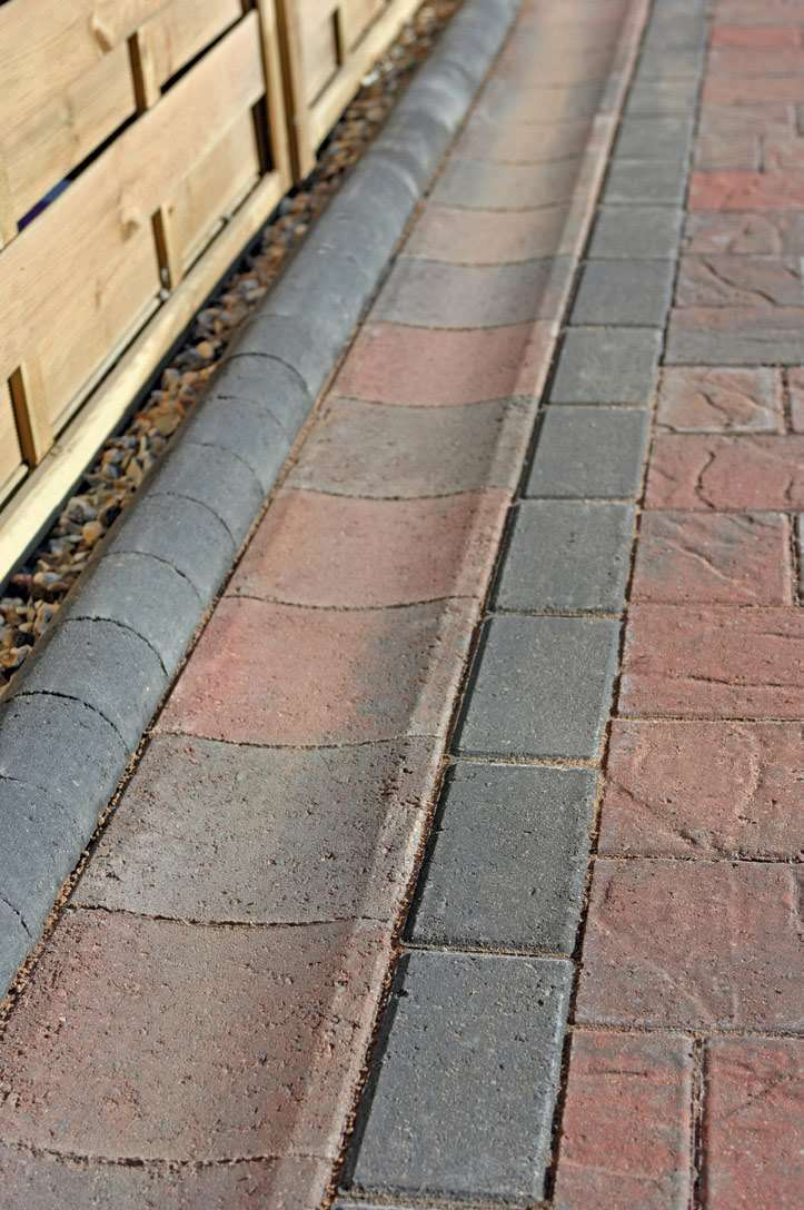 Driveline Block Paving Channel