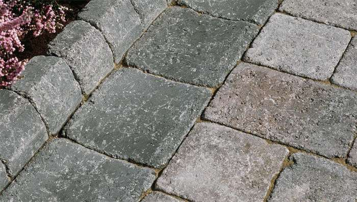 Drivesett Block Paving Channel Marshalls Co Uk