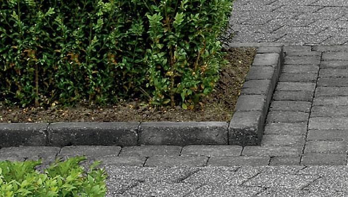 Drivesett Kerb Edging - Pennant Grey