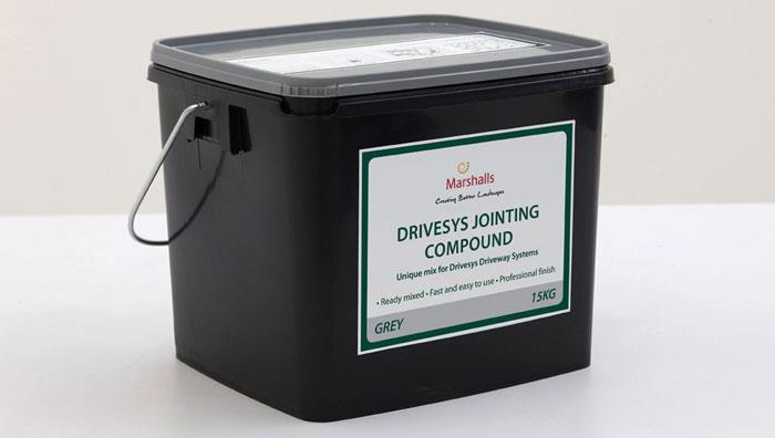 Drivesys, Patented Driveway System, Jointing Compound