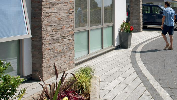 Fairstone Granite Eclipse Garden Paving