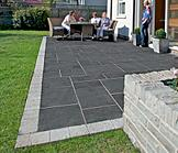 Patio Designs and Paving Pattern Idea | Marshalls