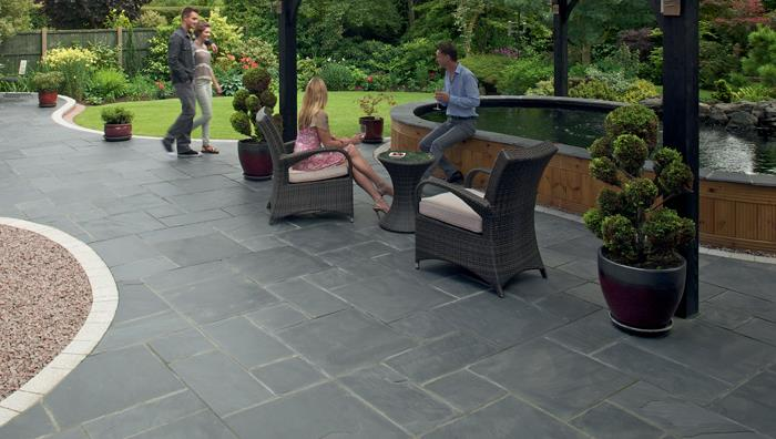 Fairstone Slate Natural, Midnight Blue