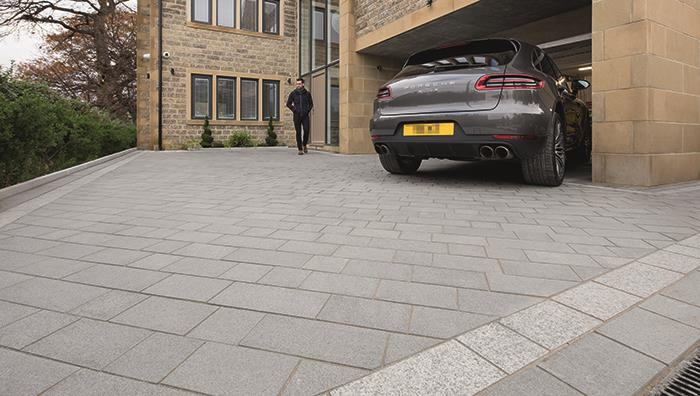 Fairstone Sawn Granite Setts