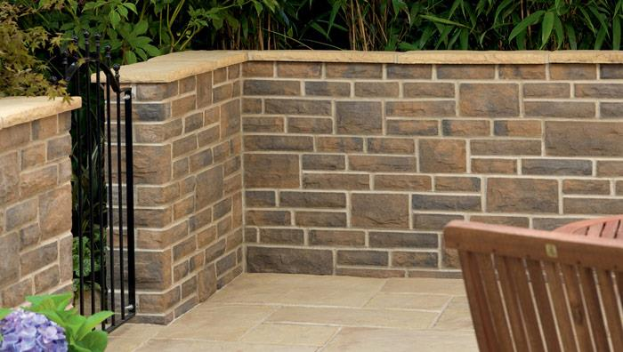 Heritage Riven Coping Stones - Weathered Yorkstone