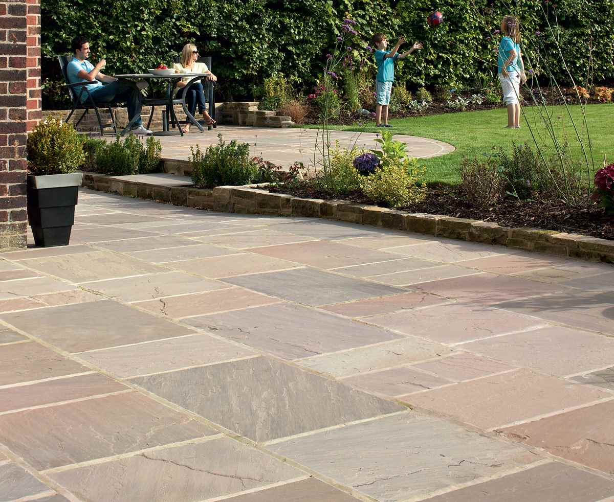 Indian Stone Paving Indian Sandstone Paving Slabs