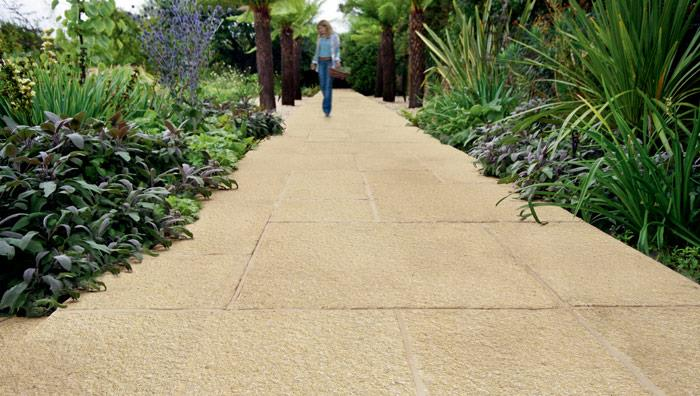 Saxon Textured Garden Paving Marshalls Co Uk