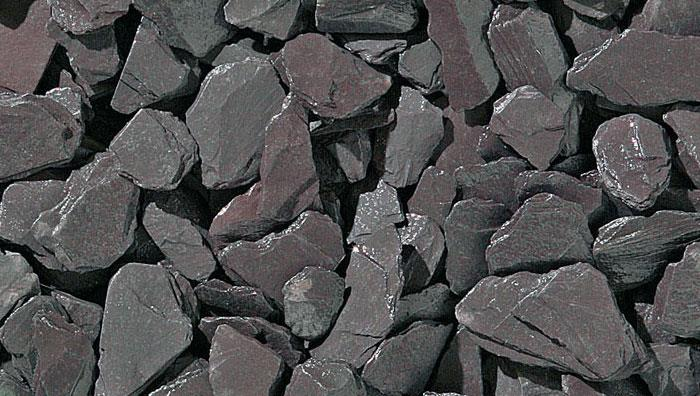 Slate Chippings 20mm and 40mm