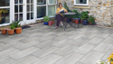 View Symphony Vitrified Tumbled lifestyle image 1