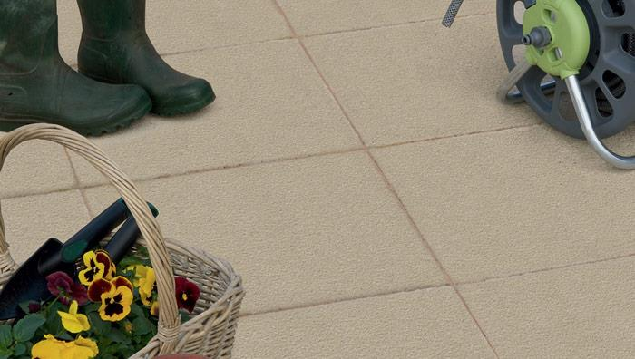 Textured Utility Paving - Natural