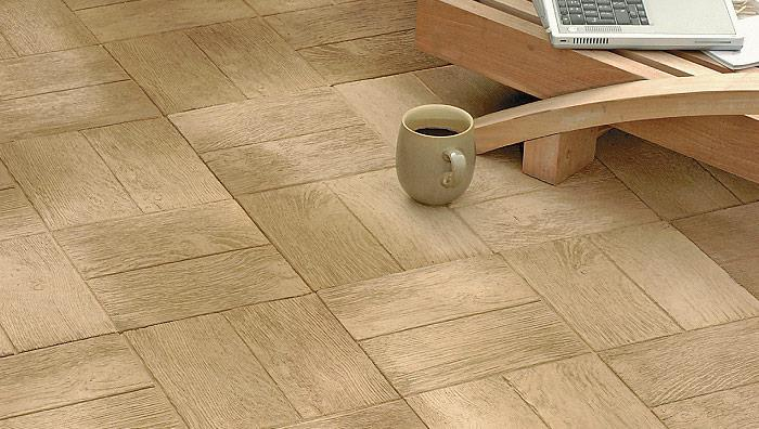 Woodstone Decking - Light Oak