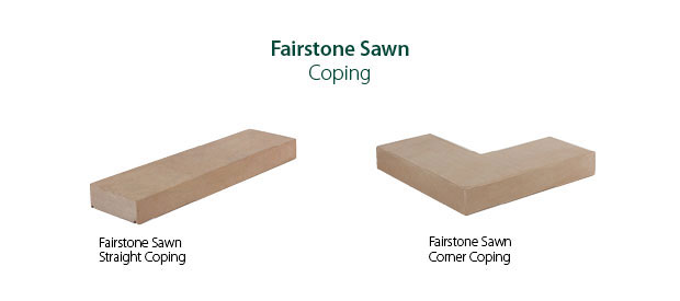 More useful information for our Fairstone Sawn Walling