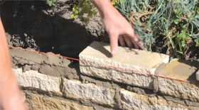How to install Patio Paving and Walling...
