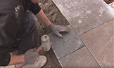 How to lay SYMPHONY Vitrified paving